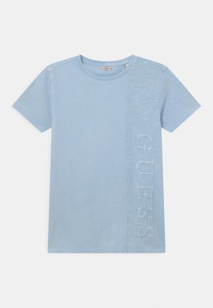 JUNIOR DYE  - Print T-shirt - best coast blue