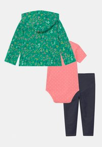 Carter's - FLORAL SET - Print T-shirt - green - 1
