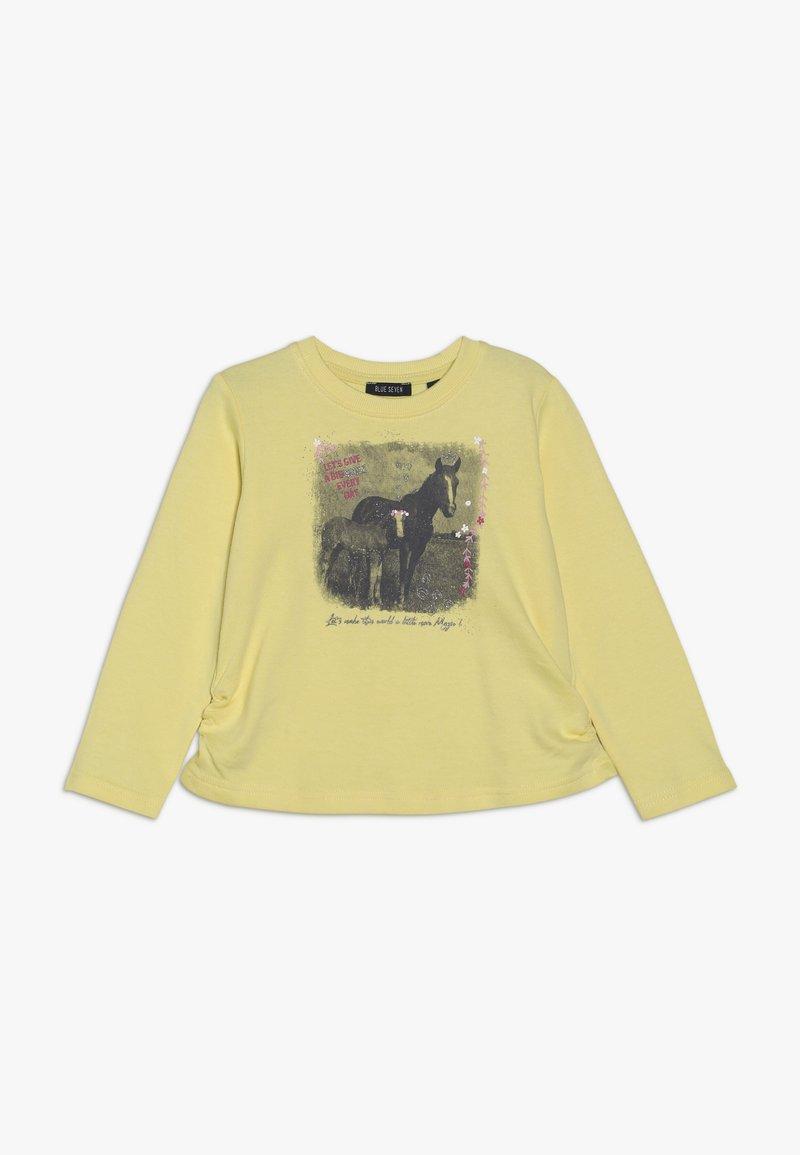 Blue Seven - Sweater - korn
