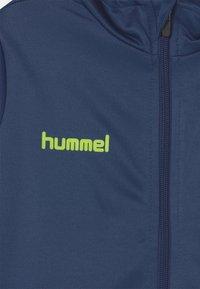 Hummel - PROMO SET UNISEX - Verryttelypuku - dark denim - 3
