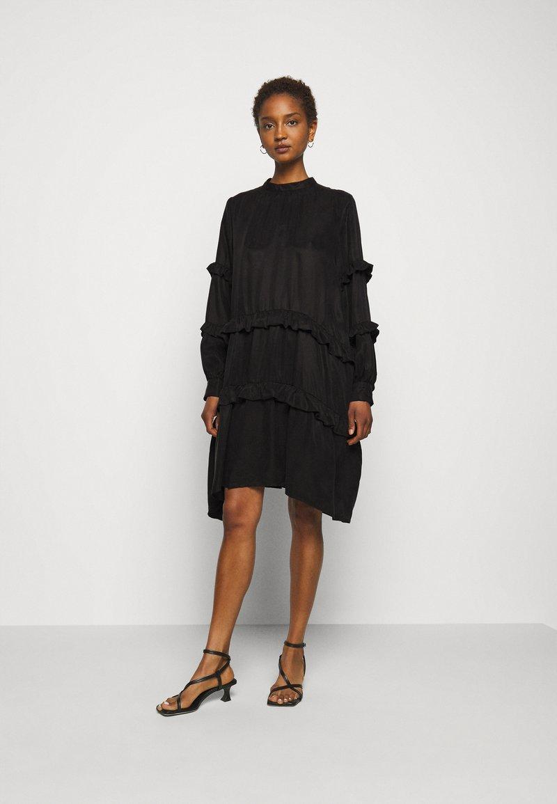 Bruuns Bazaar - SIANNA MAKKA DRESS - Cocktail dress / Party dress - black