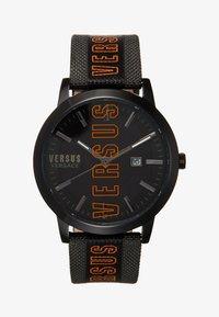 Versus Versace - BARBES SOLAR - Hodinky - black - 0