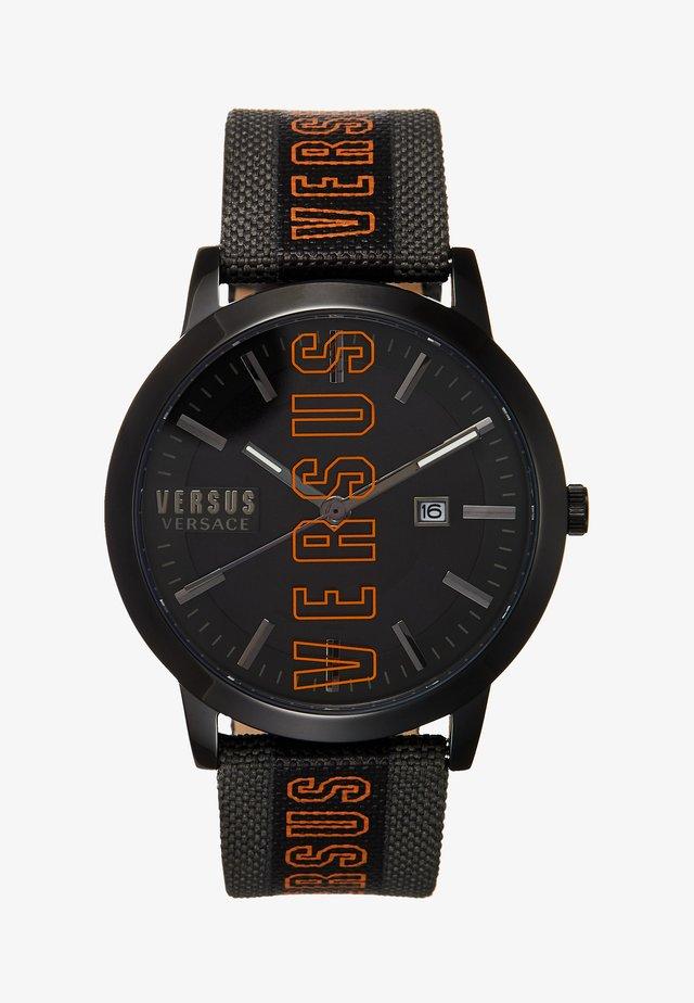 BARBES SOLAR - Uhr - black