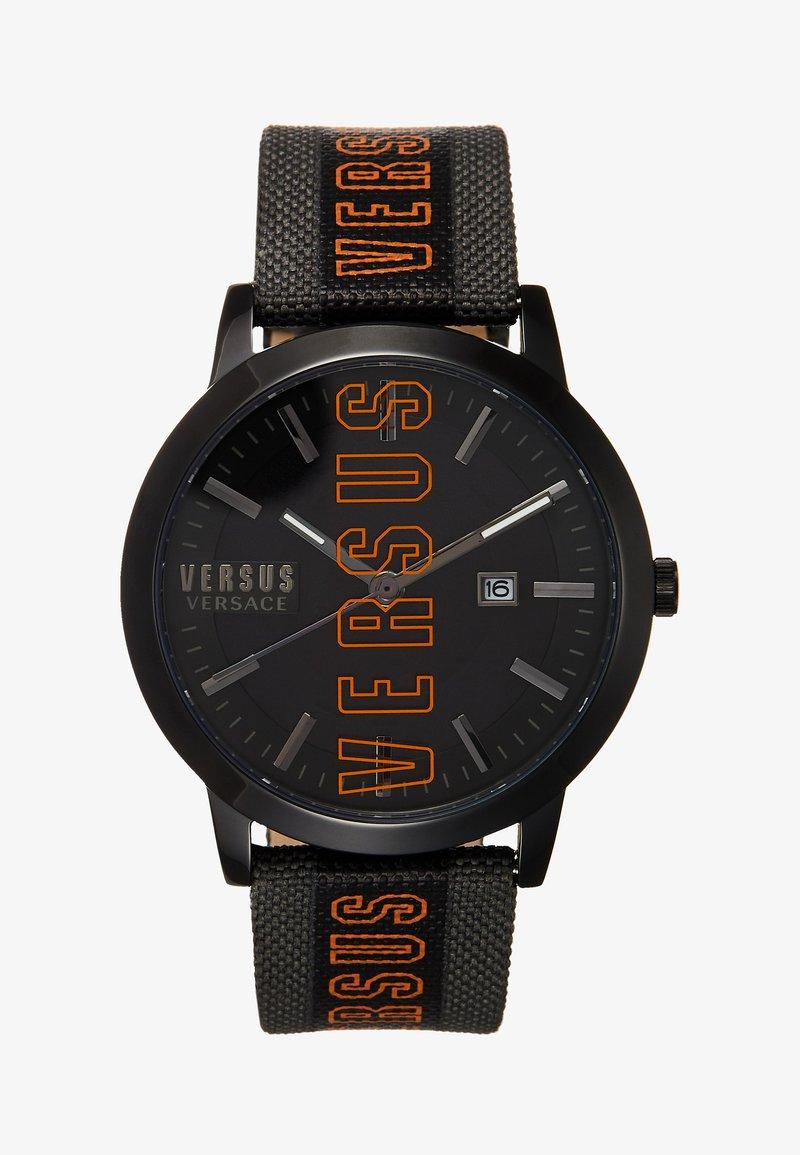 Versus Versace - BARBES SOLAR - Hodinky - black