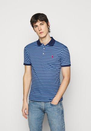 INTERLOCK - Polo shirt - cabana blue/fresh