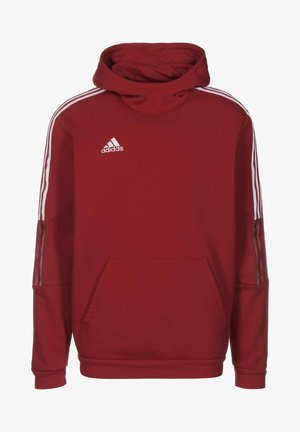 TIRO  - Sweat à capuche - team power red