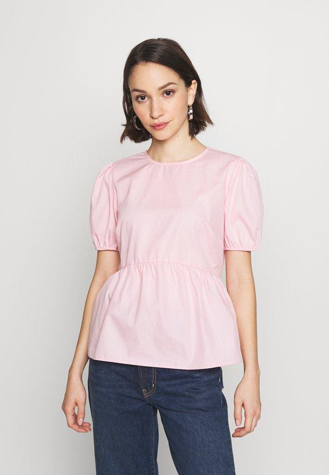 BRIONY BABYDOLL - Bluser - light pink