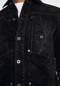G-Star - SCUTAR SLIMJKT - Summer jacket - black iced flock - 6