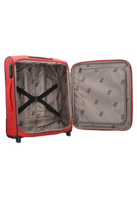 Stratic - Wheeled suitcase - red - 4