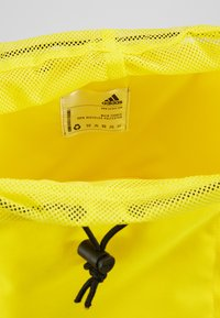 adidas Performance - Reppu - shock yellow/black/white - 4