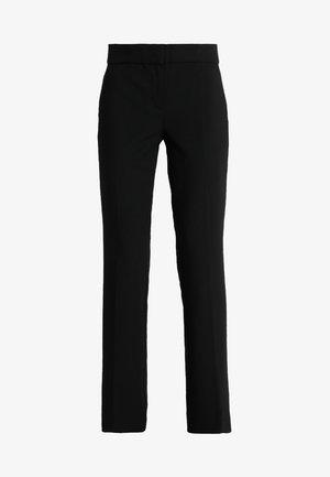 EDIE PANT SEASONLESS STRETCH - Trousers - black
