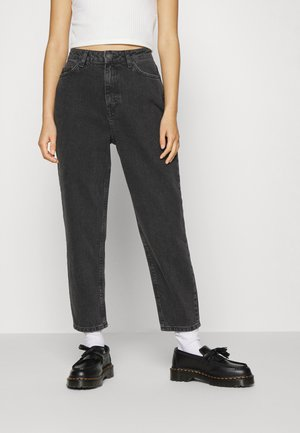 VMZOE MOM - Relaxed fit jeans - black