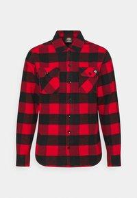 Dickies - NEW SACRAMENTO - Shirt - red - 4