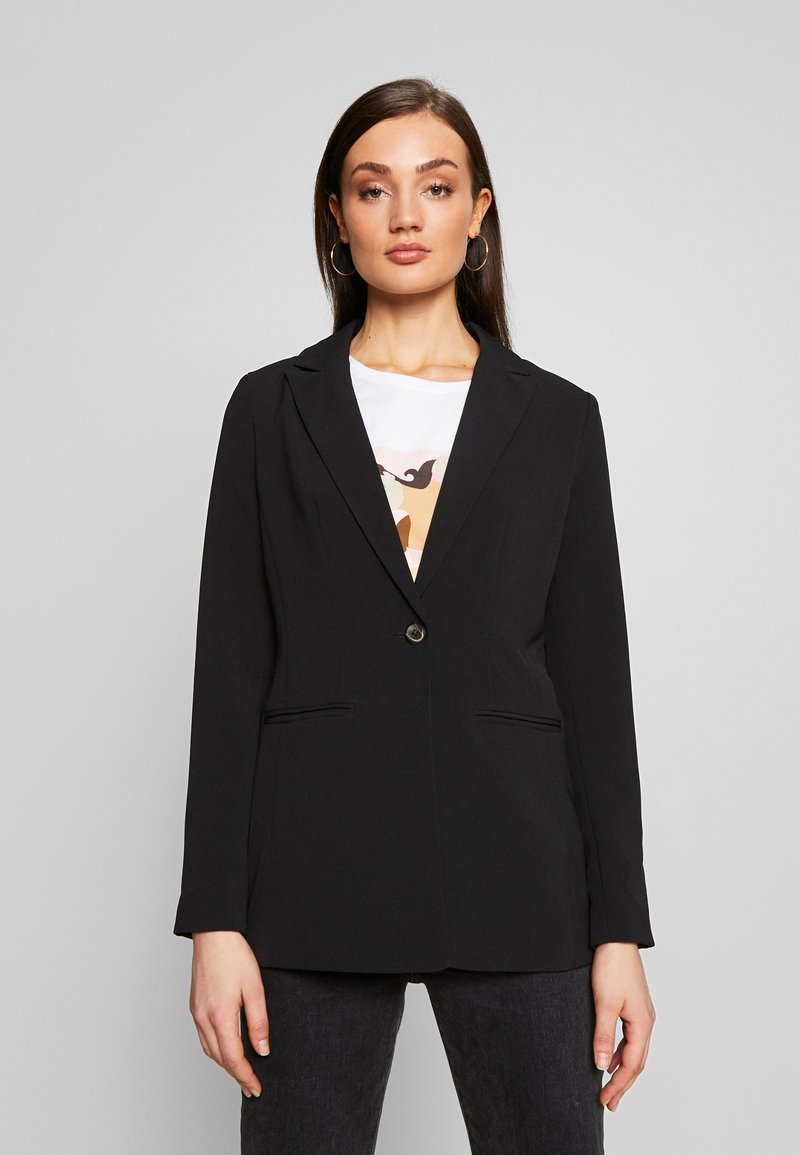 ONLY - ONLMINNA - Blazer - black
