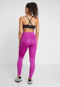 Calvin Klein Performance - FULL LENGTH - Leggings - purple - 2