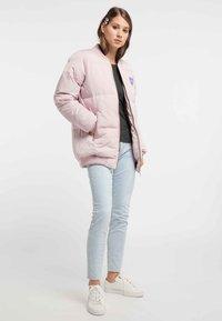 myMo - Winter jacket - powder pink - 1