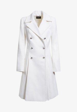 Cappotto classico - weiß