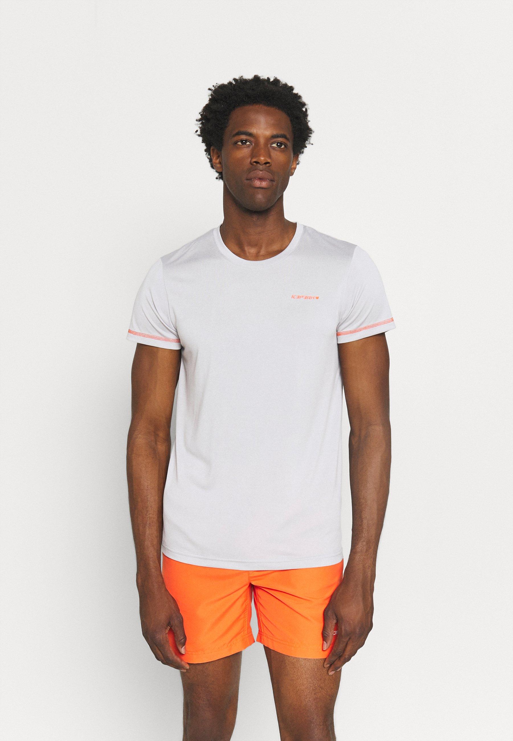 Men BOGEN - Print T-shirt
