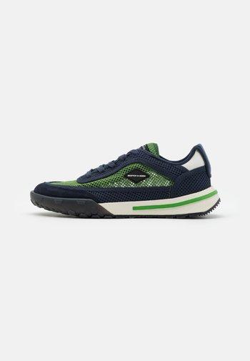 KAGANN  - Trainers - blue/green