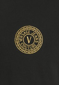 Versace Jeans Couture - MOUSE - Camiseta estampada - black - 7