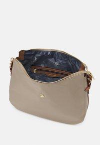 U.S. Polo Assn. - HOUSTON LARGE HOBO - Shopping bag - light taupe - 2