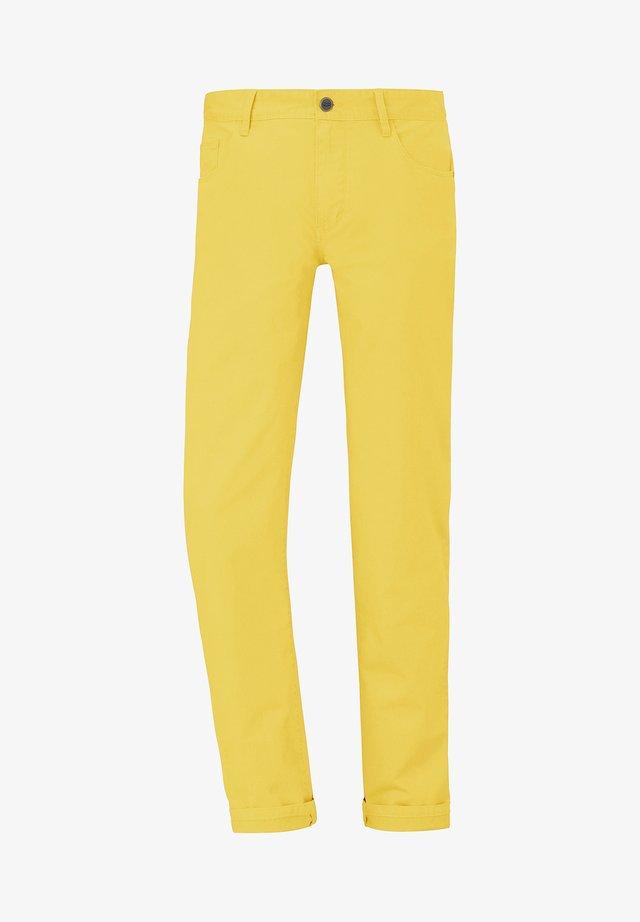 MILTON  - Trousers - yellow