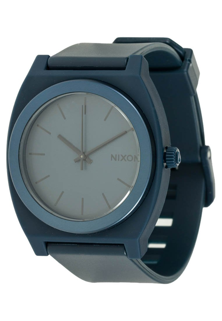 Nixon - TIME TELLER  - Montre - steel blue ano