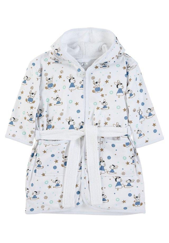 EMMI - Dressing gown - weiss