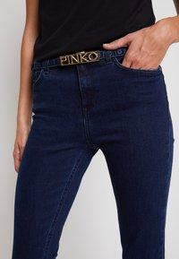 Pinko - SABRINA TROUSERS - Jeans Skinny Fit - dark blue - 3