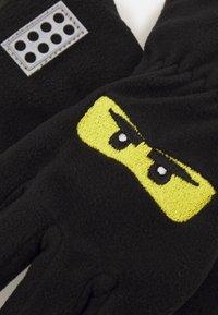 LEGO Wear - GLOVE UNISEX - Gloves - black - 2