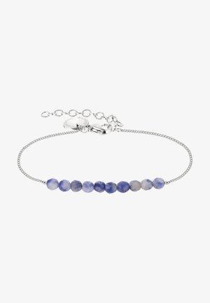 LIEBESKIND BERLIN - Bracelet - silber/blau