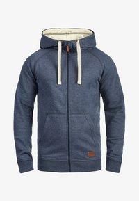 Blend - SPEEDY - Zip-up hoodie - navy - 3
