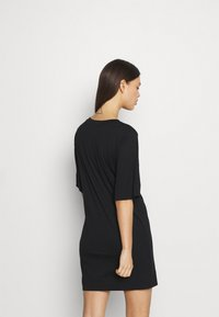 Emporio Armani - MAXI T-SHIRT - Nightie - nero - 2