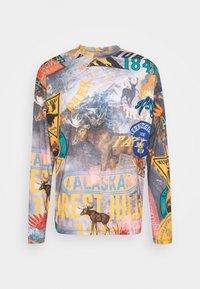 ALASKAN BADGES SCENE  - Long sleeved top - multi-coloured
