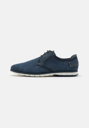 SILVAN - Casual lace-ups - blue