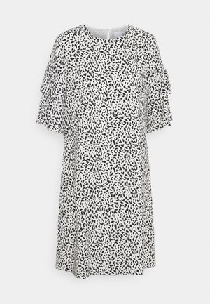 SLFCARLA DRESS - Sukienka letnia - snow white