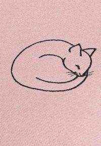 Anna Field MAMA - Nursing Sweatshirt - Hoodie - light pink - 2