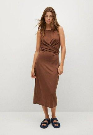 TIM-H - Day dress - brun