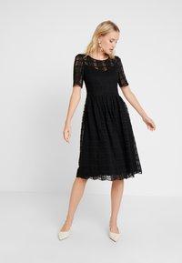 NAF NAF - LAROMA - Cocktail dress / Party dress - noir - 2