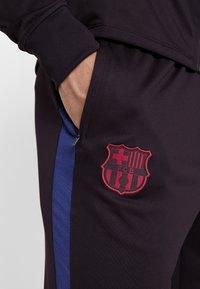 Nike Performance - FC BARCELONA DRY SUIT - Klubbkläder - burgundy ash/deep royal blue/noble red - 8
