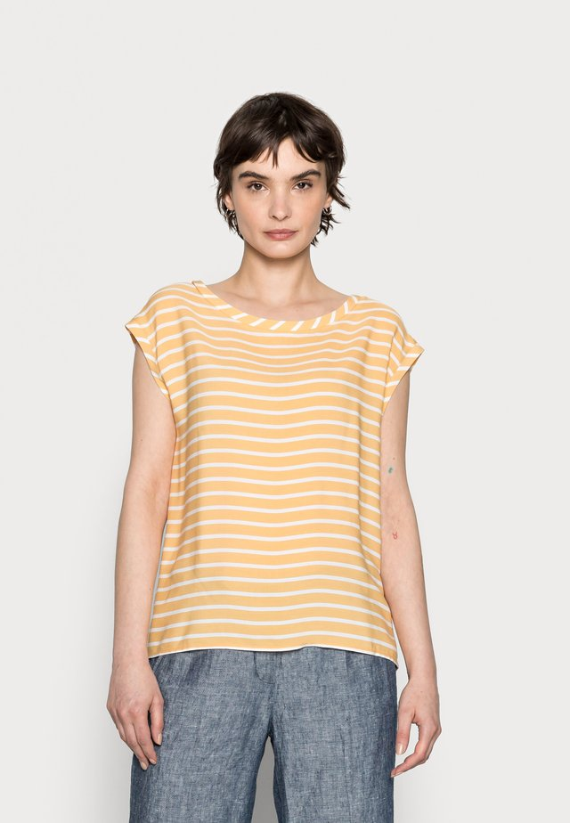 FAUNE - Blouse - golden hay