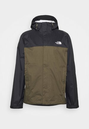 VENTURE 2 JACKET  - Chaqueta Hard shell - black/taupe
