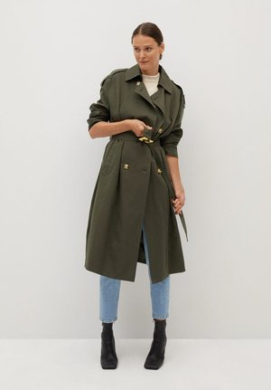 FEBRUARY - Trenchcoat - khaki