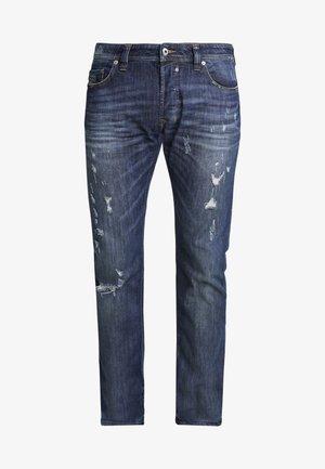SAFADO - Straight leg jeans - blue denim