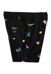 Billabong - SUNDAYS LAYBACK HAWAII - Swimming shorts - black - 2