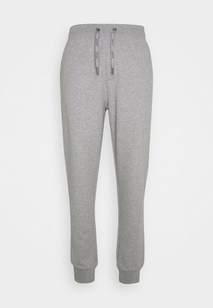 SELIM - Tracksuit bottoms - silver