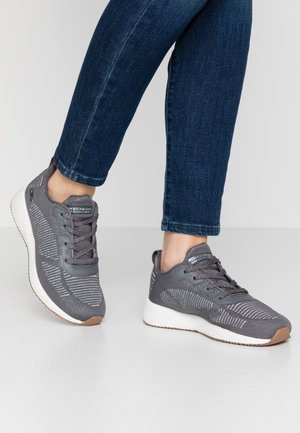 BOBS SQUAD - Sneakers - gray/silver