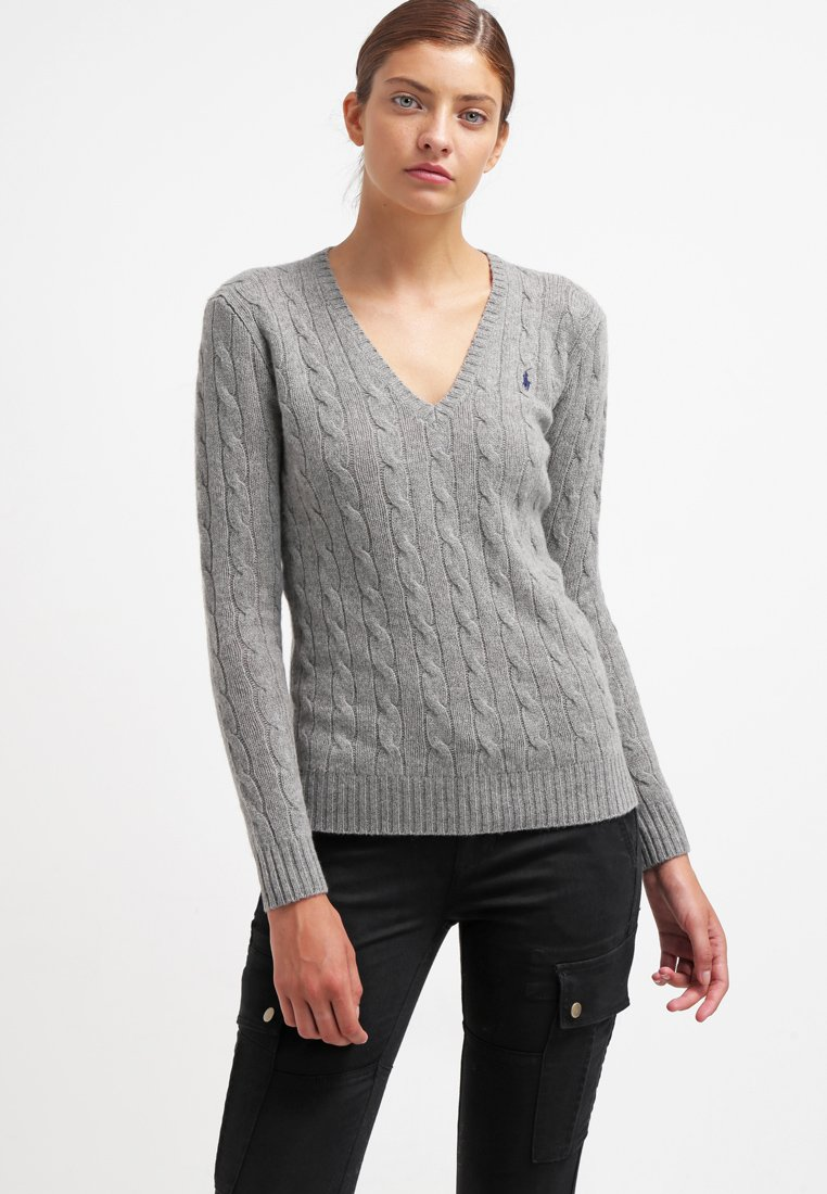 Donna KIMBERLY CLASSIC LONG SLEEVE - Maglione