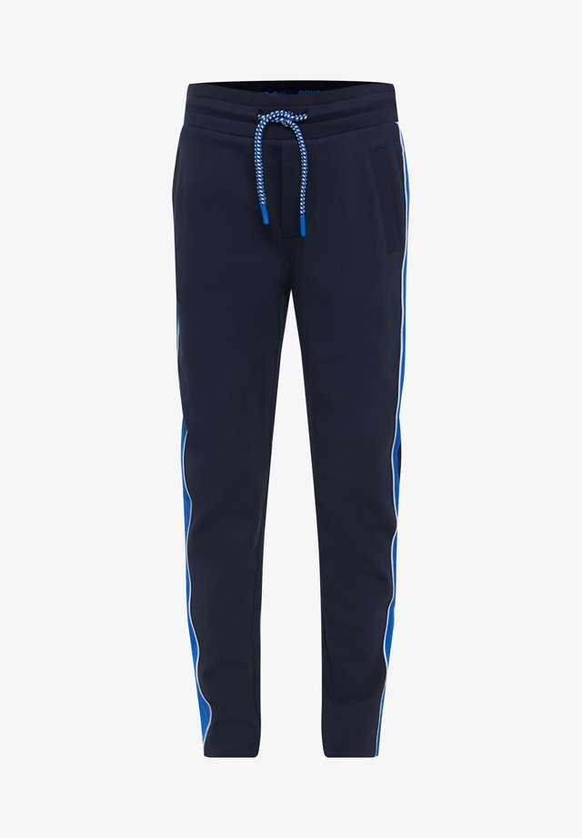 MET TAPEDETAIL - Trainingsbroek - dark blue