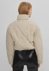 Bershka - Light jacket - beige - 3
